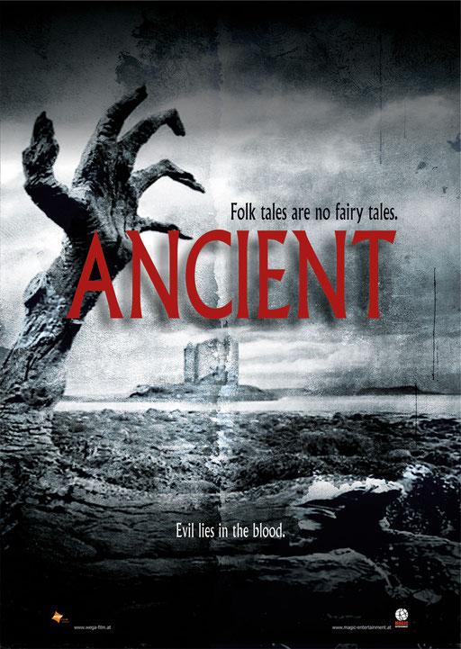 ANCIENT   90' Feature GENRE: Horror LANGUAGE: English STATUS: In Development  Co-Production with WEGA-Film