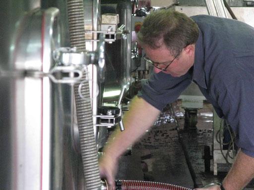 Bertrand Baudry vigneron viticulteur à Pécharmant