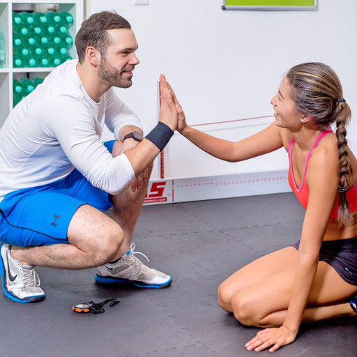 Personal Training Fitnessstudio Mannheim