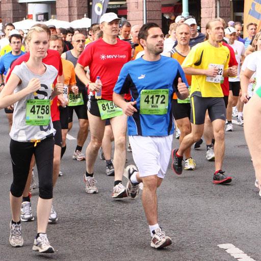 Niels Gremm Personal Training Mannheim Marathon