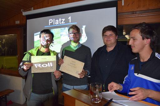 Die meisten Scorerpunkte in der 1.Mannschaft erzielten Johannes Scheder und Benedikt Roll. Mit jeweils 32 Torbeteiligungen gewannen Sie diese Kategorie für sich.