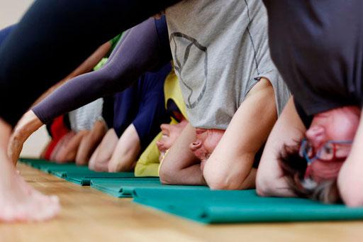Hatha Yoga, Sirsasana, Kopfstand