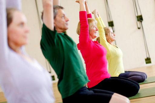 Hatha Yoga, Parvatasana