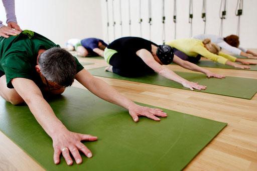 Hatha Yoga, Adho Mukha Virasana