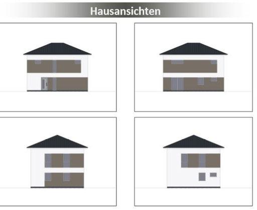 Stadtvilla 130 - Massivhaus oder ein Fertighaus: das Beste aus ...