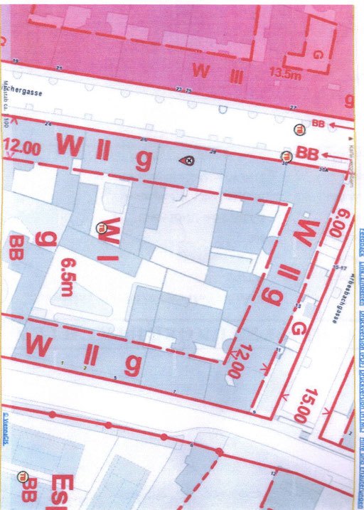 Baugrund in Döbling Baugrund bzw. Bauträgergrundstück in Wien-Döbling, verkauft in 2 Wochen!