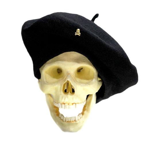 captainnskull S ポリッシュカラーは立体感が強調されないので骸骨骸骨していないのが良い♪