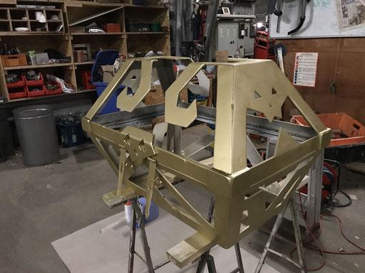 Colorieren des Rahmens