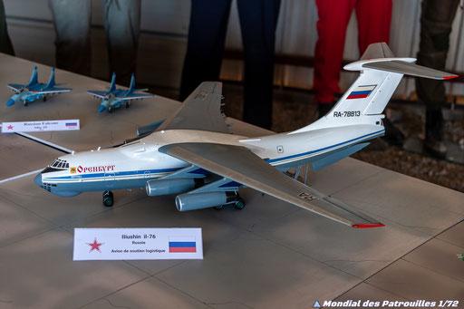 La nouveauté IL-76