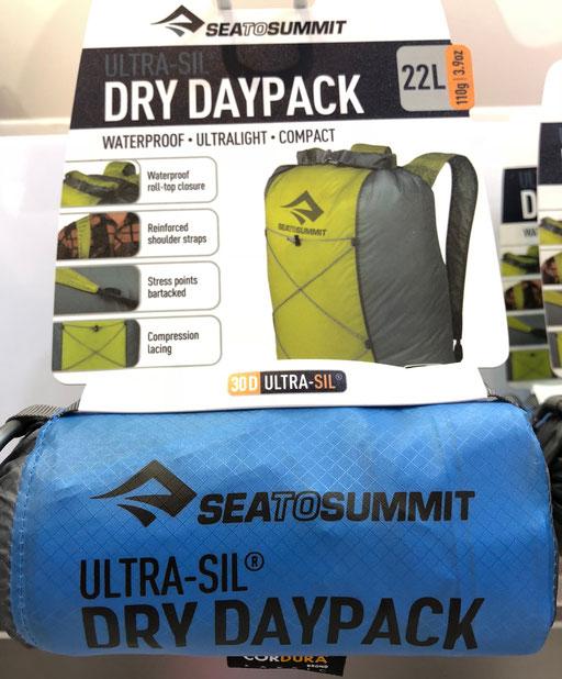 Sea to Summit, Rucksack, Backpack, blau, Leichtgewicht, Reiserucksack