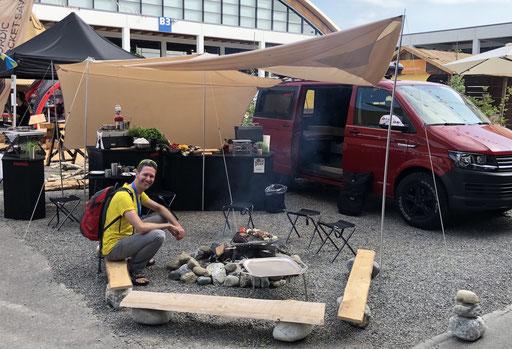 outdoor, Primus, Lagerfeuer, grillen