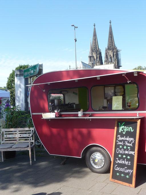 Rheinuferfest Köln 2015