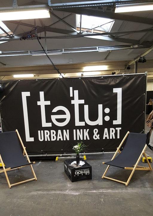 Tae Tu Urban Ink & Art Festival im Bui Boui Bilk Düsseldorf 2017