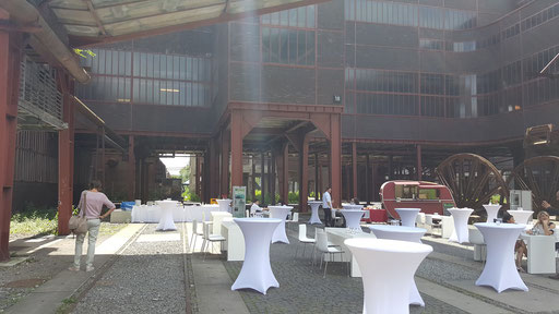 Zeche Zollverein Event