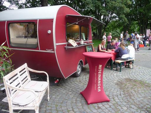 Trödelmarkt Rheinnaue Bonn - mein Favorit!