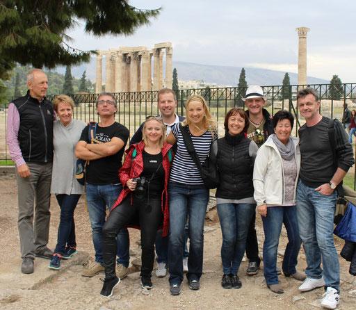 Athen-Citybesuch !