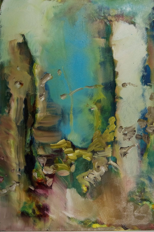 LandschaftB - 90x60 - ÖlLw/OilCanvas