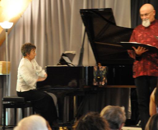 Pianistini Catherine Perregaux