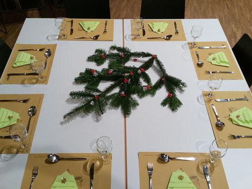 Die Gäste werden erwartet