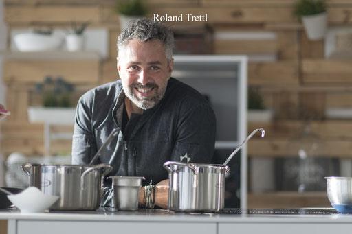 Trend Studio & Lost gern gesehener Gast, Roland Trettl