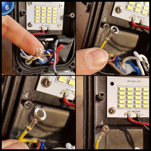 Bewertung: DECKEY LED Fluter mit Bewegungsmelder 10W - Kim Bottenhorn