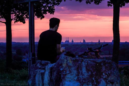 Blick über die Skyline
