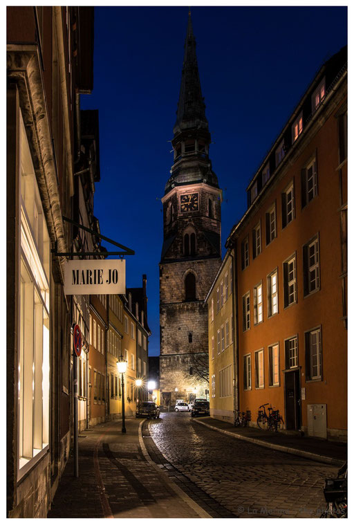 Altstadt Kreuzkirche
