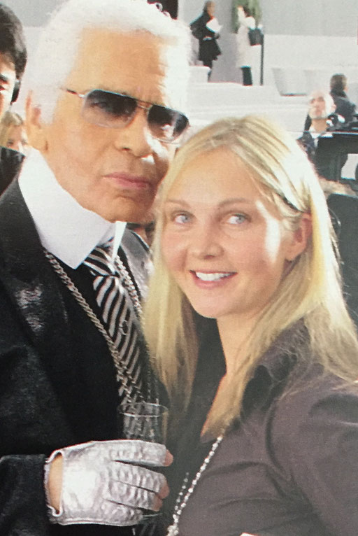 Karl Lagerfeld, Paris, Daniela Grunwald
