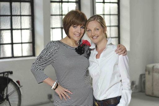 Birgit Schrowange, Daniela Grunwald