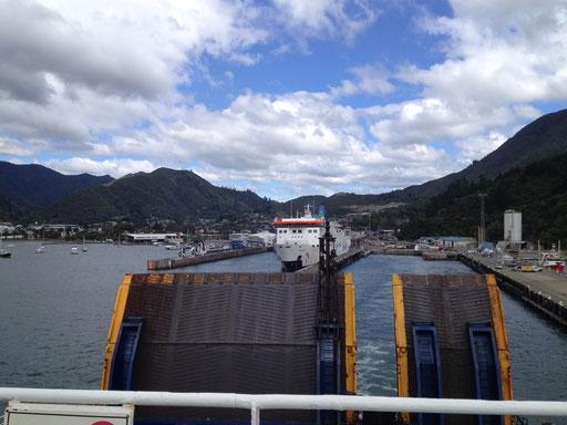 Farewell South Island!