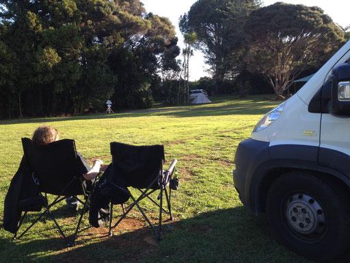 Aroha Island Camping & Ecological Centre