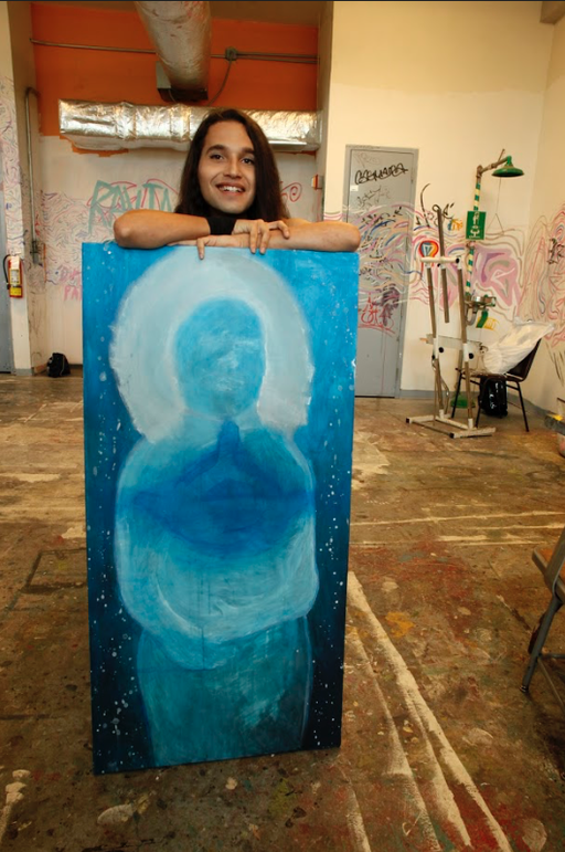 Jessica Lugo. Río Piedras (San Juan), Puerto Rico (2016) Photo by Angélica Allen