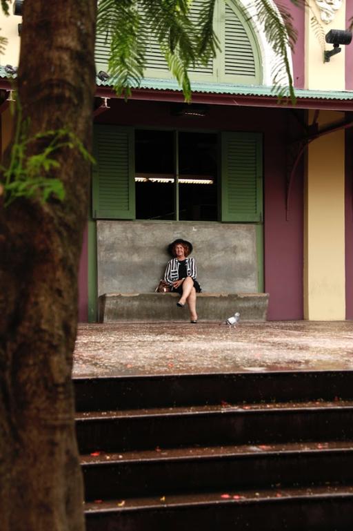 Soraya Santiago. Santurce (San Juan), Puerto Rico (2016) Photo by Angélica Allen