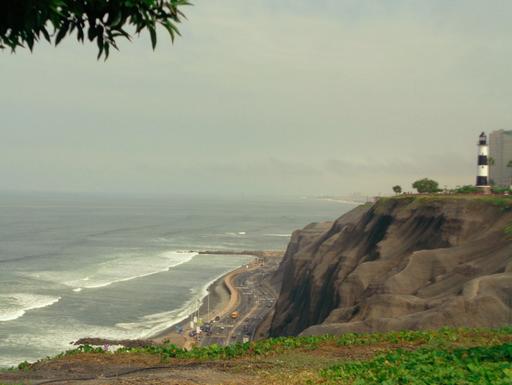 So besonders: Die Steilküste in Lima