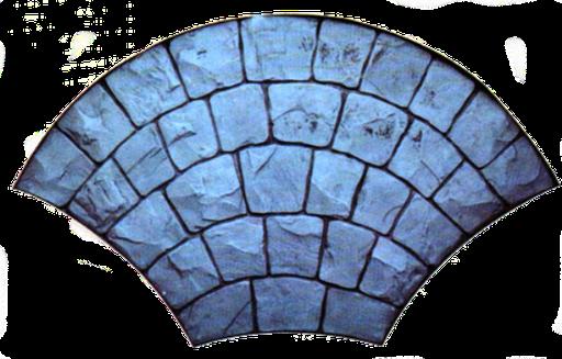 molde abanico