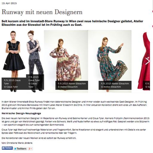 Textilzeitung