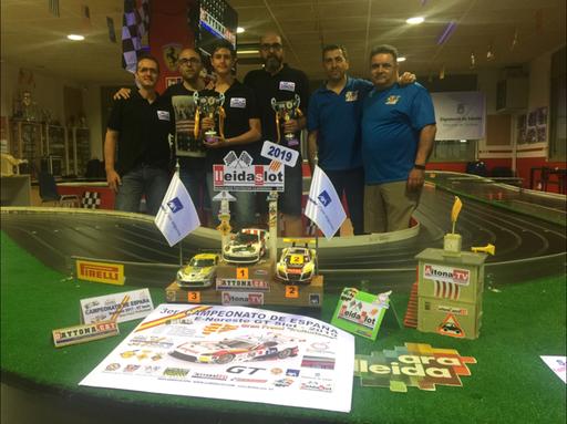 Equipo Campeón 2019:  DAYTONA.CAT Aitona (Paco Valdés / Cesc Valdés)