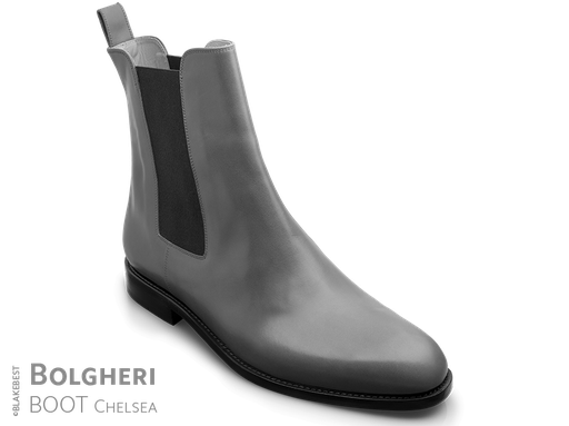 klassischer Maßschuh Modell Chelsea Boot- Stiefelette mit Gummizug (Zugstiefel)