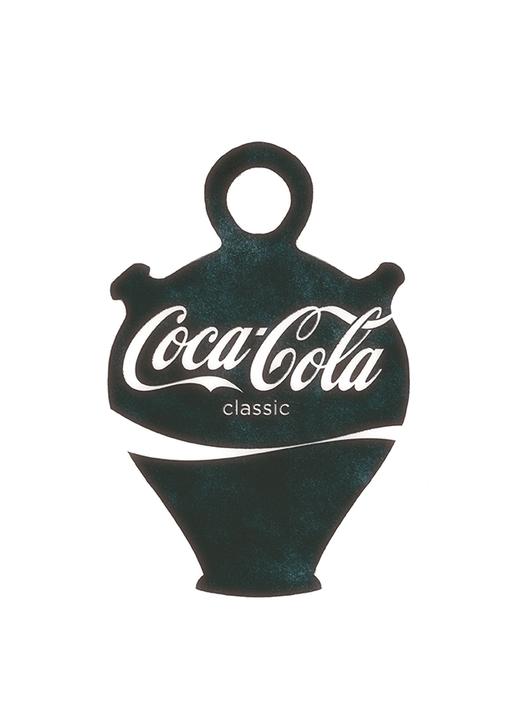 Classic Coca-cola.