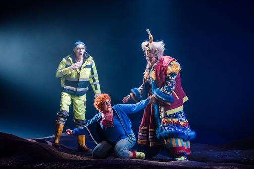 "Küchenjunge in ""Rusalka"", Oper Leipzig 2018"