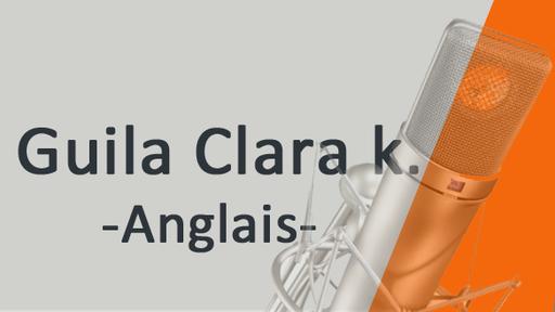 Guila Clara - Anglais