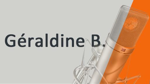 Géraldine B.