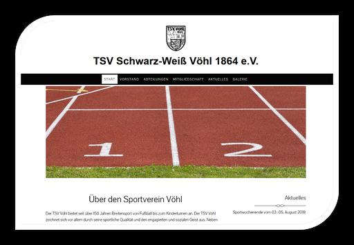 TSV Schwarz-Weiß Vöhl 1864 e.V.