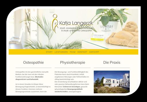 Osteopathie Physiotherapie Praxis Katja Langerzik Korbach
