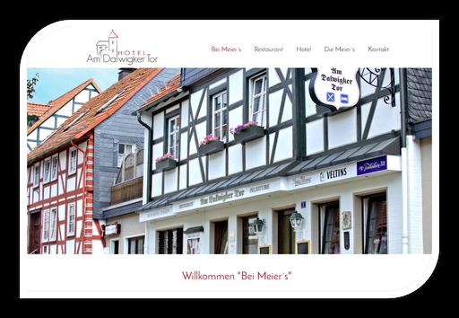 """Hotel und Restaurant """"Am Dalwigker Tor"""""""