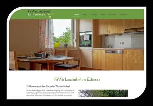 FeWo Lindenhof am Edersee - Familie Fieseler