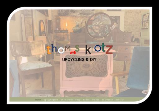 Thomas Klotz Upcycling & DIY Berlin-Charlottenburg