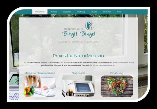 Birgit Bingel Heilpraktikerin