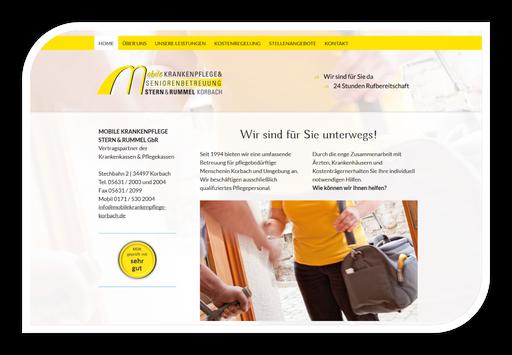 Mobile Krankenpflege Stern & Rummel