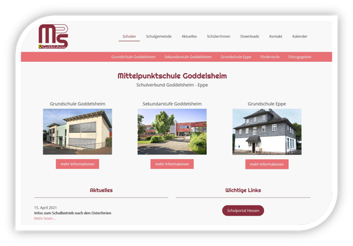 Mittelpunktschule Goddelsheim